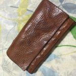 バックラッシュの財布はすばぬけていい革なので絶対に買って損はない件