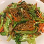 家でモチモチの焼きそばを作るには韓国のチョル麺を使えばよい件