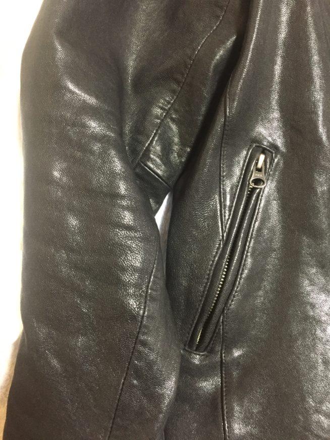 本革 ライダースジャケット